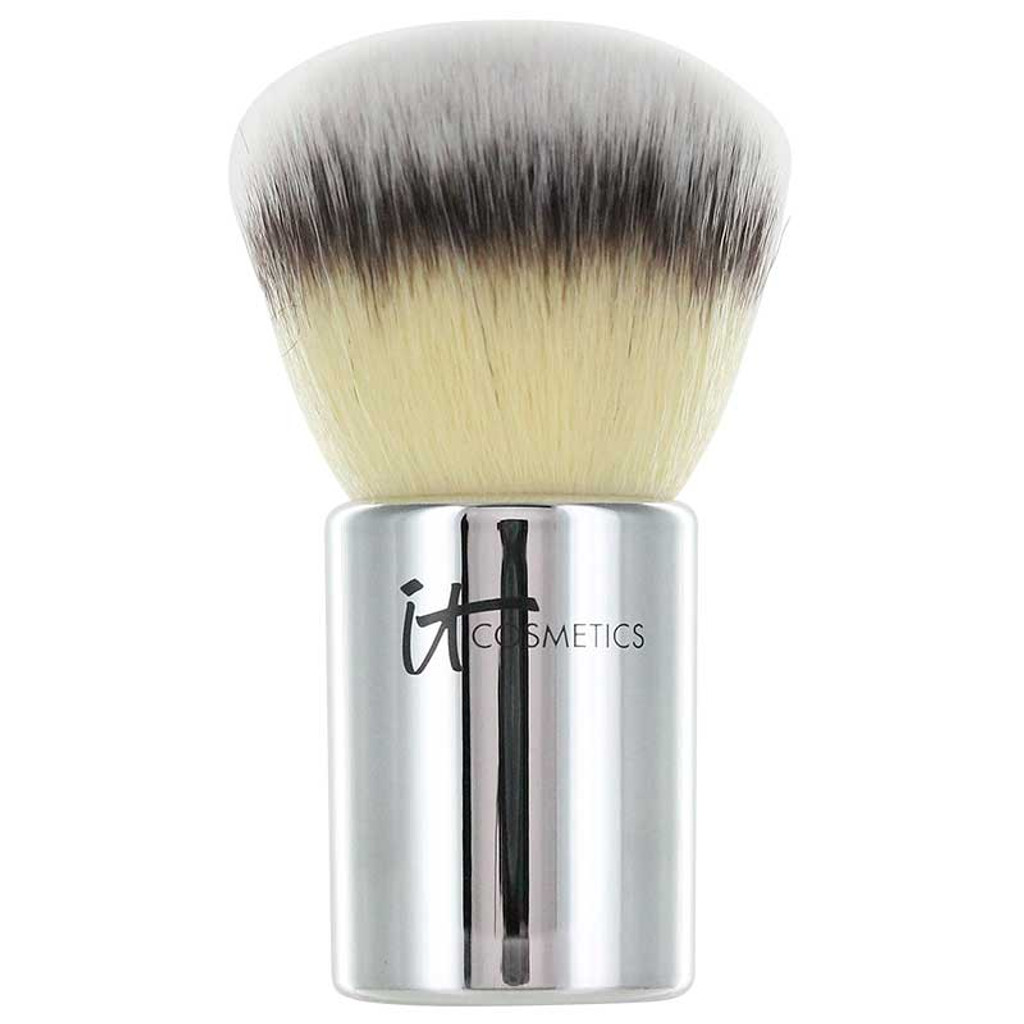 IT Cosmetics Your Must-Have Kabuki Brush - Silver