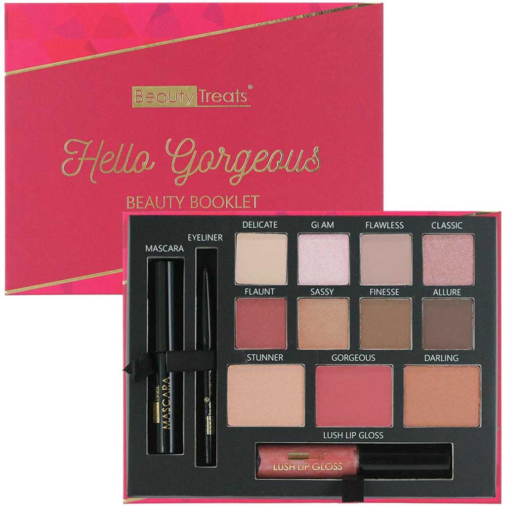 Beauty Treats Hello Gorgeous Beauty Booklet