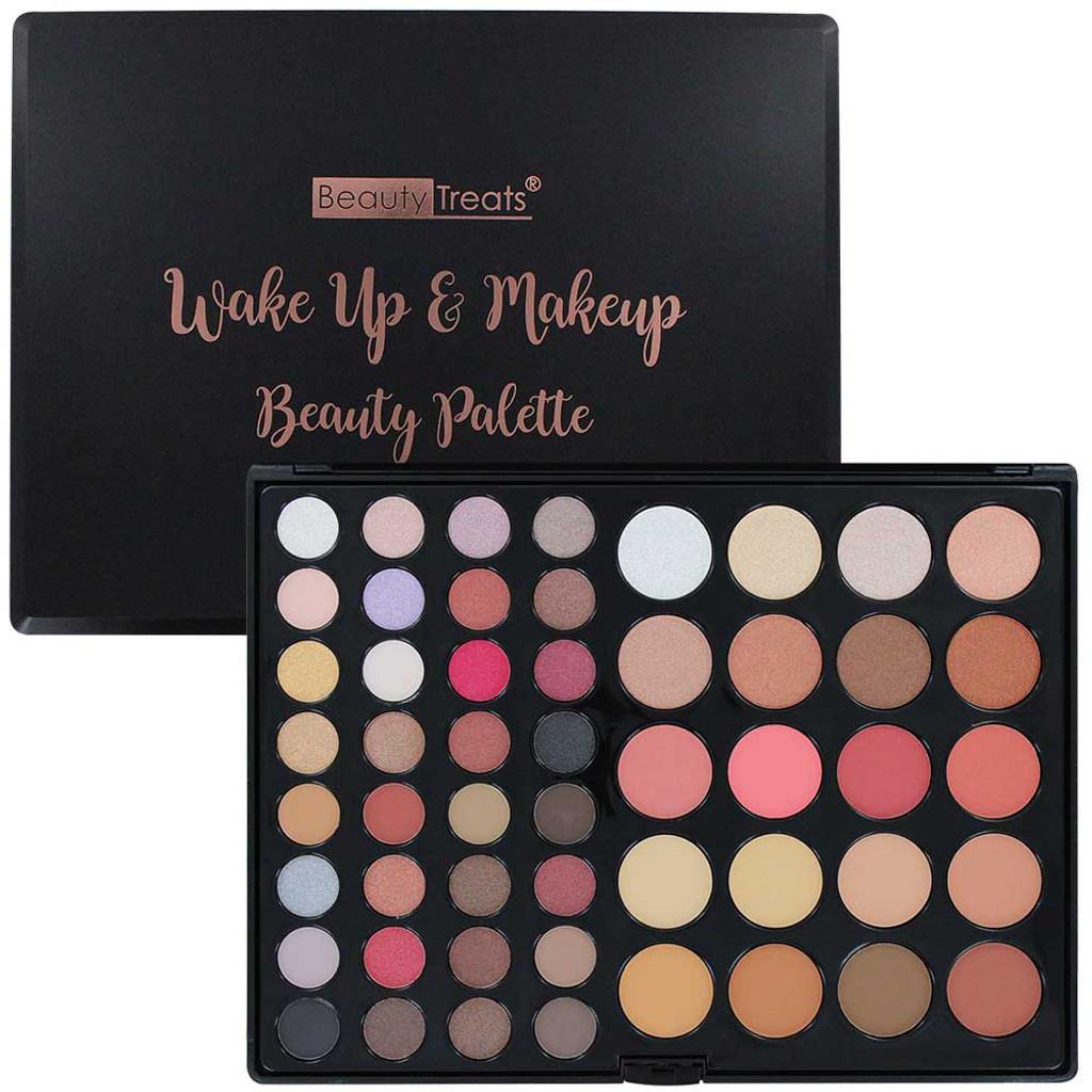 Beauty Treats Wake Up & Makeup Beauty Palette