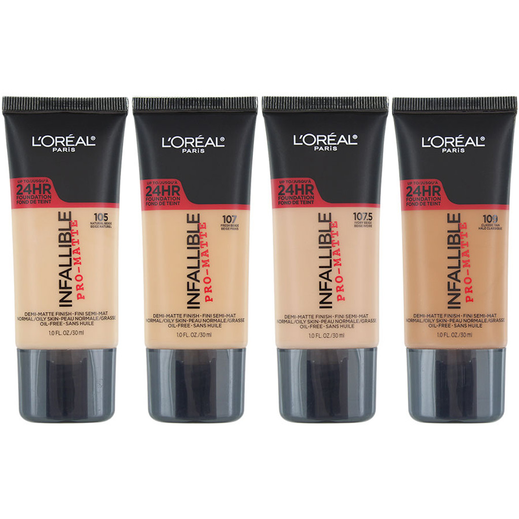 Loreal Infallible Pro-Matte Foundation
