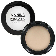 Annika Maya Baked Hydrating Powder Foundation - Medium