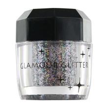 Beauty Treats Glamour Glitter -  Silver 06