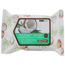 Beauty Treats Makeup Remover Cleansing Tissues - Coconut Water
