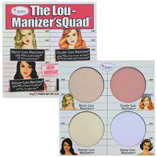 theBalm The Lou Manizer'sQuad