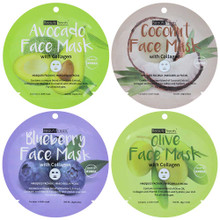 Beauty Treats Face Mask With Collagen
