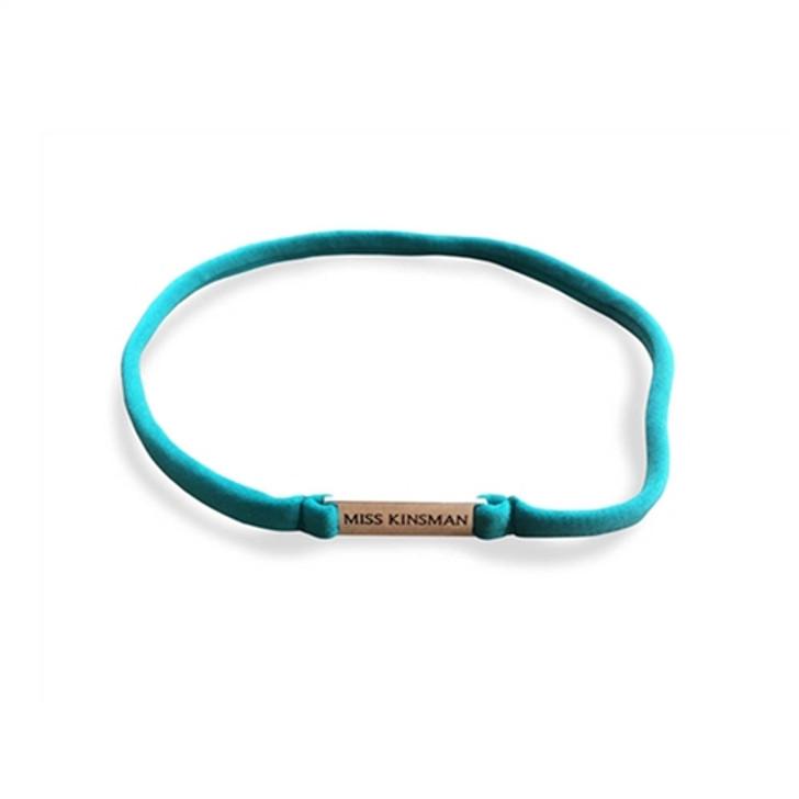 Kinsman Kini Bands Siren Headband - Aqua Solid