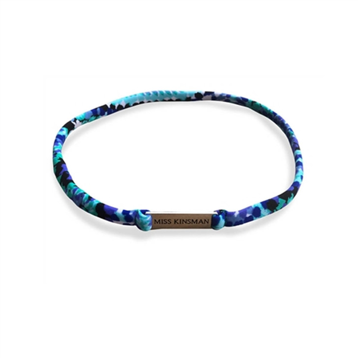 Kinsman Kini Bands Siren Headband - Aqua Print