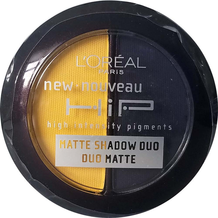 Loreal HIP Matte Shadow Duo - Striking 907
