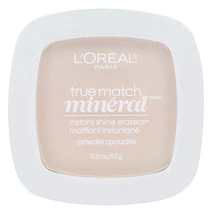Loreal True Match Mineral Powder - Soft Ivory 402