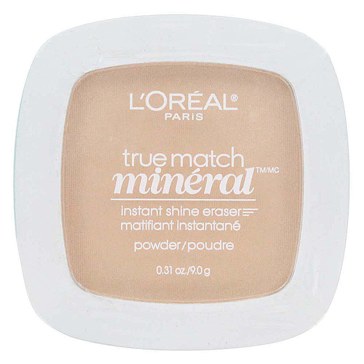Loreal True Match Mineral Powder - Nude Beige 406
