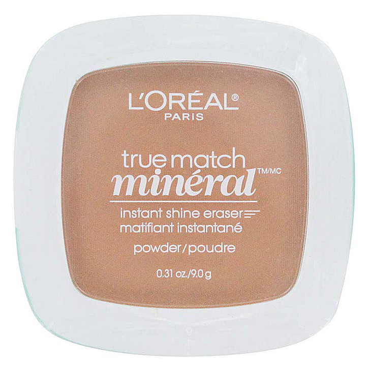 Loreal True Match Mineral Powder - Sand Beige 412