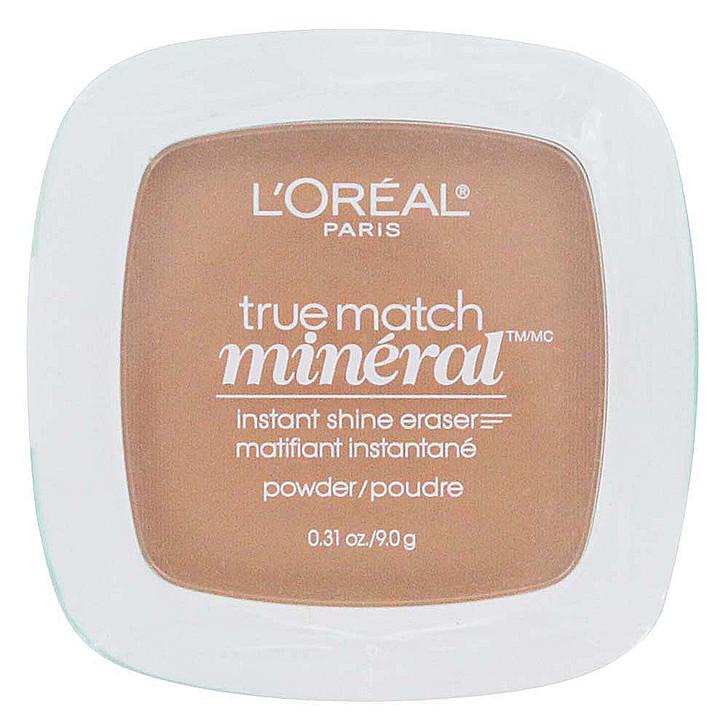 Loreal True Match Mineral Powder - Sand Beige 412
