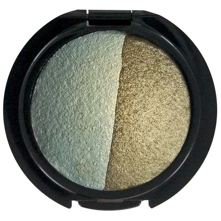 2nd Love Eye Shadow Duo - Go Green