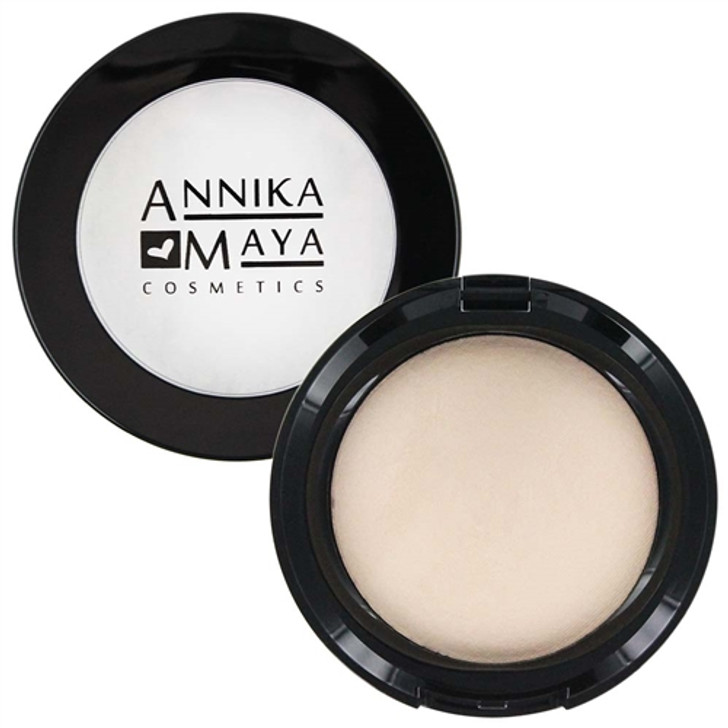 Annika Maya Baked Hydrating Powder Foundation - Fair