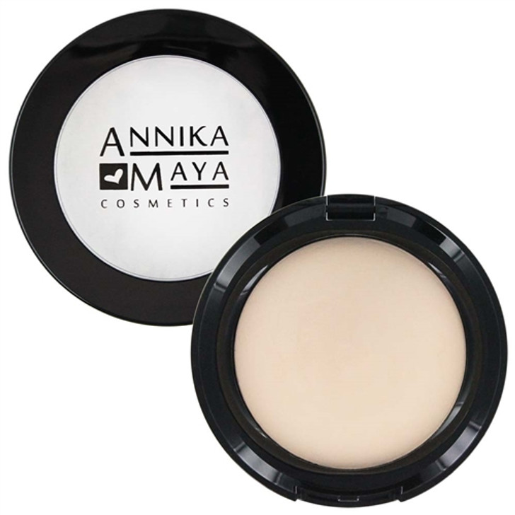 Annika Maya Baked Hydrating Powder Foundation - Light