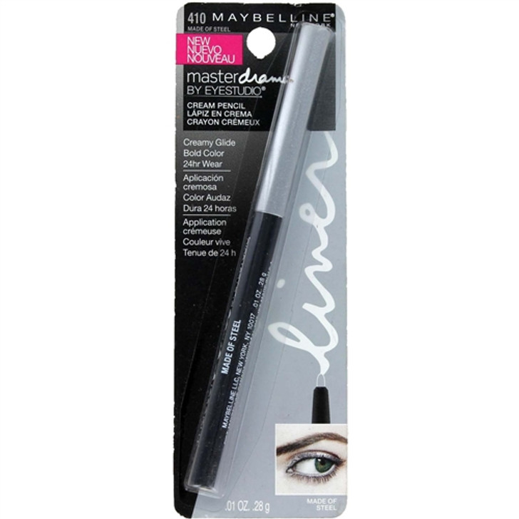 Maybelline Master Drama Cream Pencil - Made Of Steel