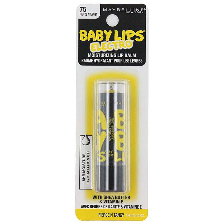Maybelline Baby Lips Electro Lip Balm - Fierce N Tangy 75