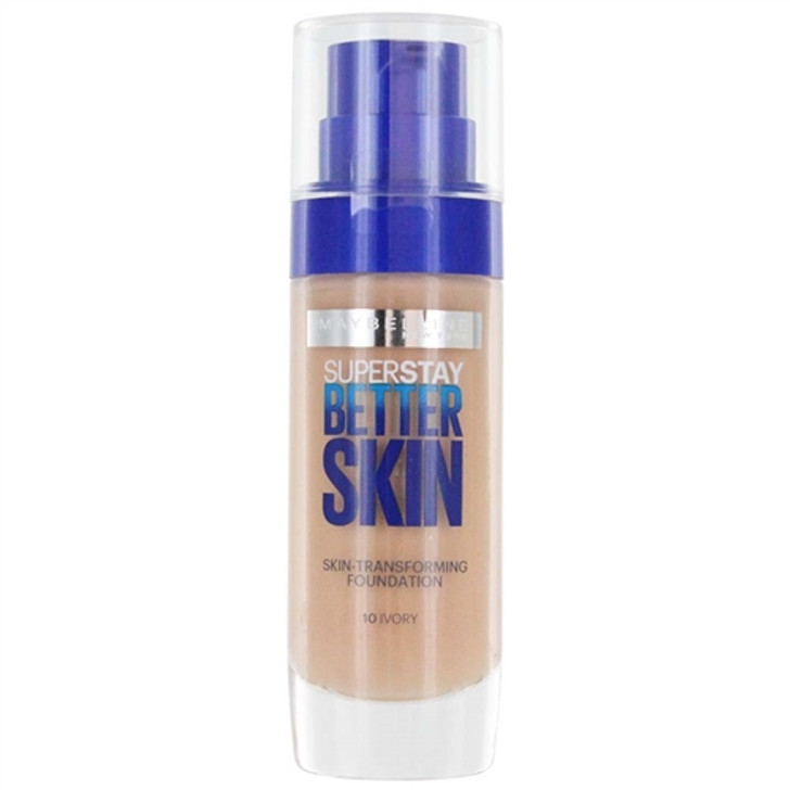 Maybelline Better Skin Foundation - Ivory 10