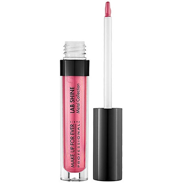 Make Up For Ever Lab Shine Lip Gloss - Chrome Candy M14
