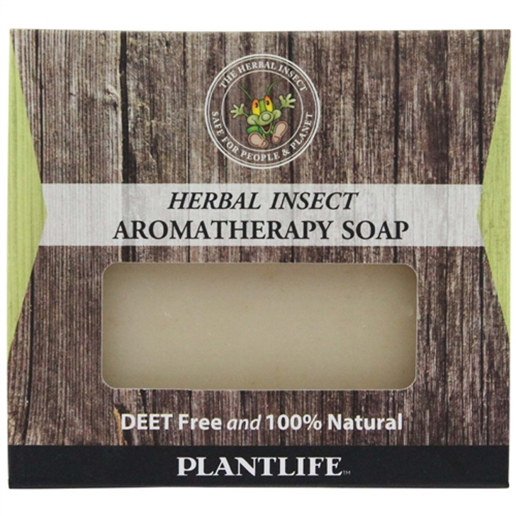Plantlife Herbal Insect Aromatherapy Herbal Soap