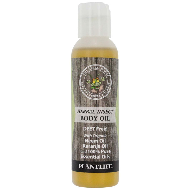 Plantlife Herbal Insect Body Oil