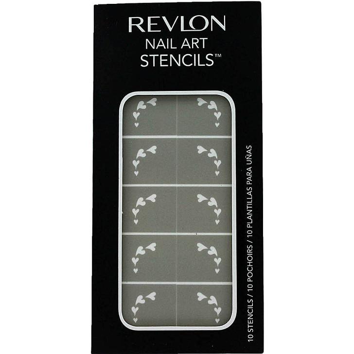 Revlon Nail Art Stencils - Hearts