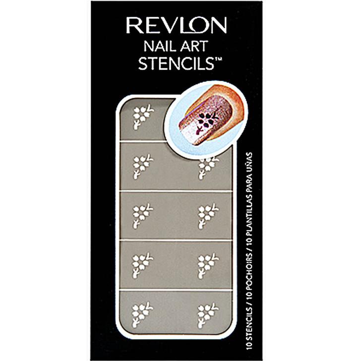 Revlon Nail Art Stencils - Cherry Blossom