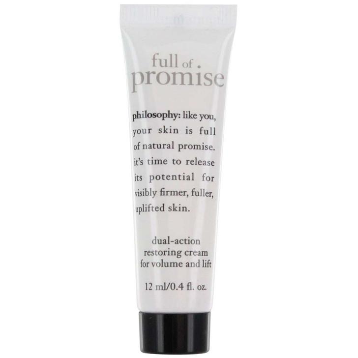 Philosophy Full Of Promise - Restoring Cream