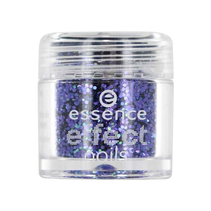 Essence Effect Nails - Miss Blue Eyes 02