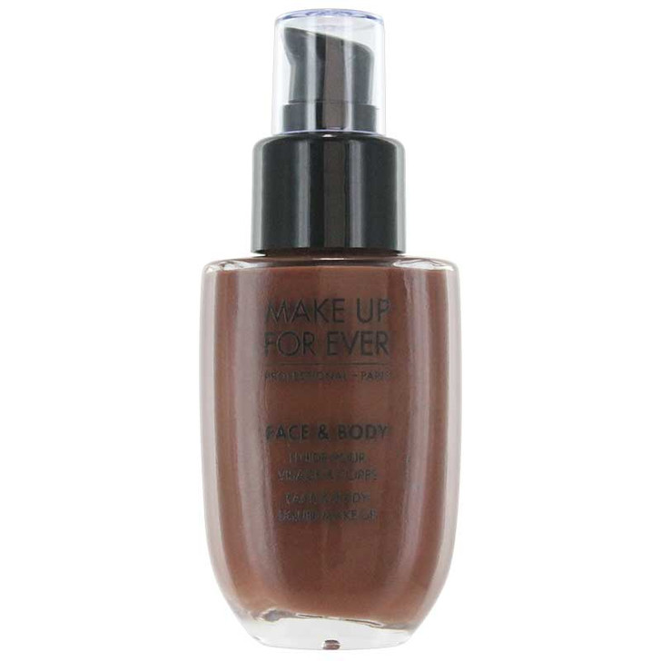 Make Up For Ever Face & Body Liquid Makeup - Ebony 48