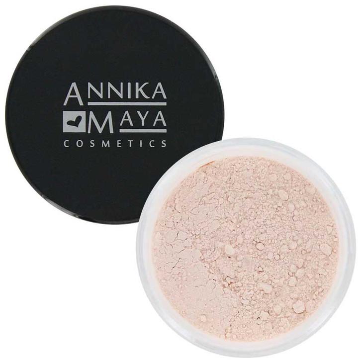 Annika Maya Loose Translucent Face Powder - Nude 01A