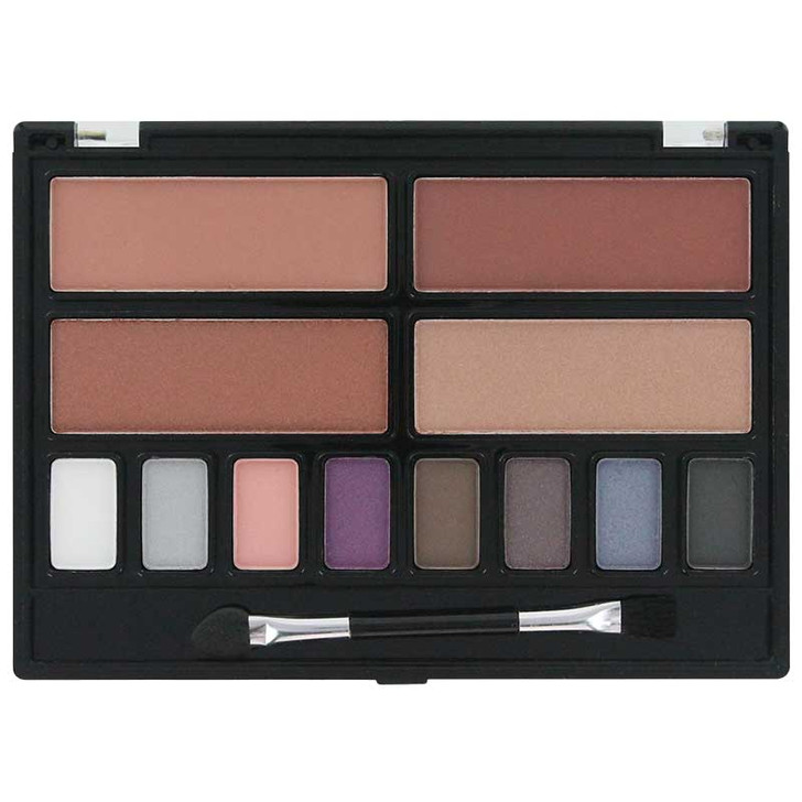 Beauty Treats Essentials Contour & Eye Palette - Night