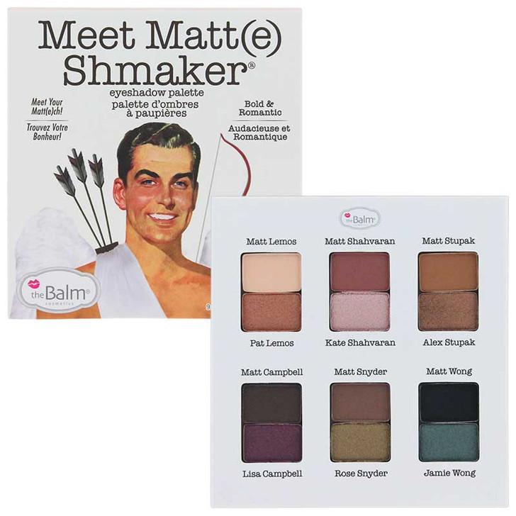 theBalm Meet Matt(e) Schmaker Eyeshadow Palette