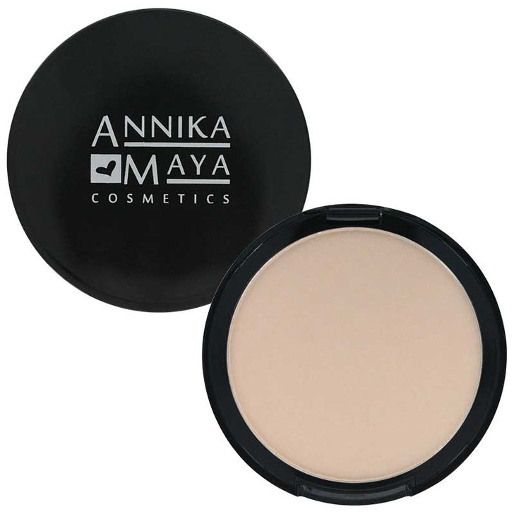 Annika Maya Mineral Powder Foundation - Blonde