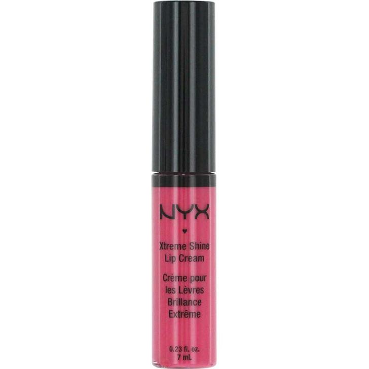 NYX Xtreme Shine Lip Cream - Pinky Nude 06