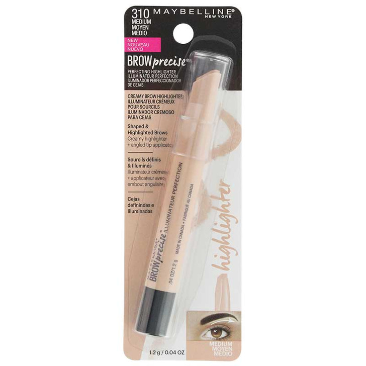 Maybelline Brow Precise Perfecting Highlighter - Medium 310