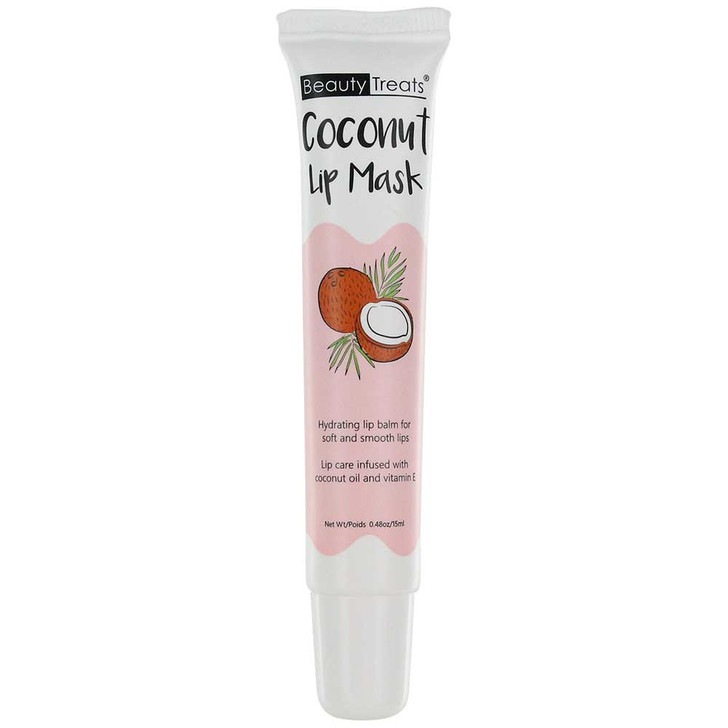 Beauty Treats Coconut Lip Mask