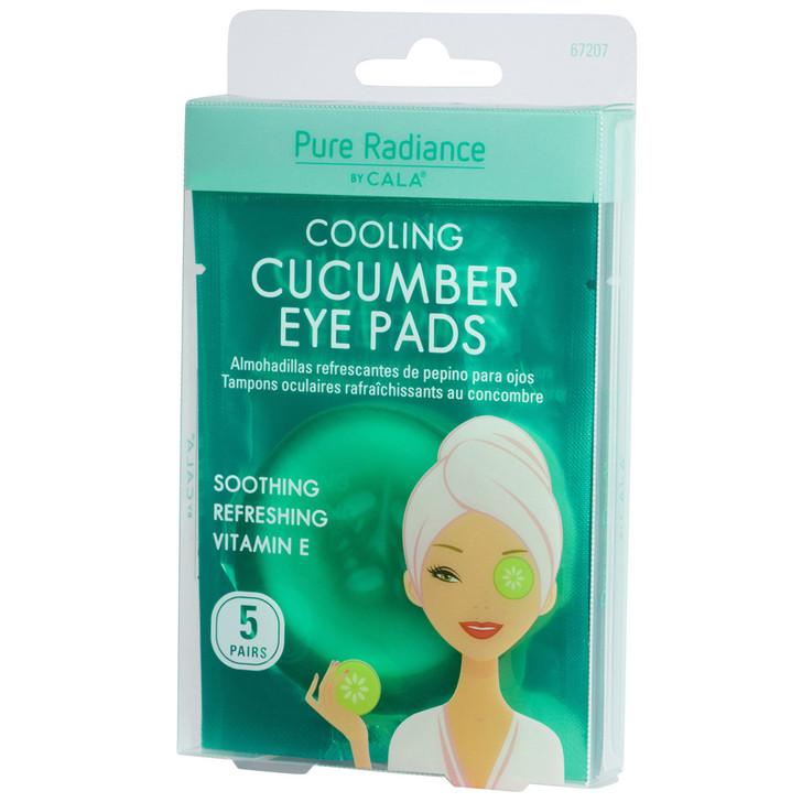 Cala Cooling Cucumber Eye Pads - 5 Pairs