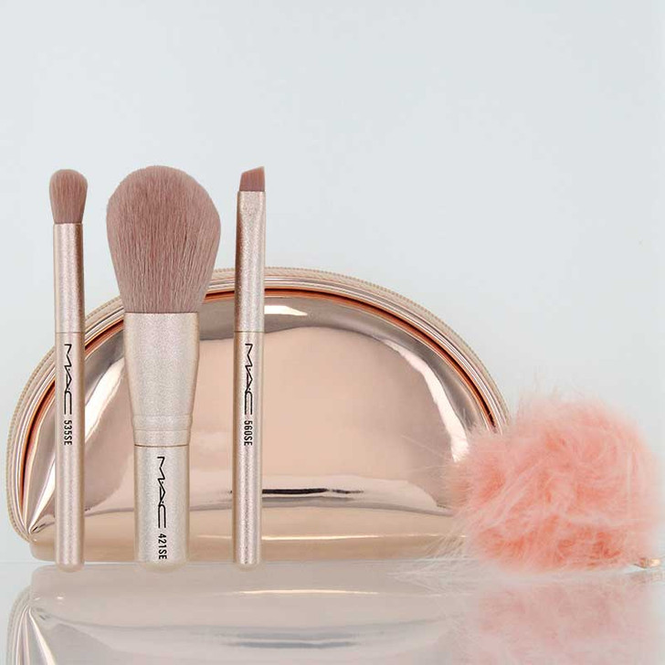MAC Snow Ball Mini Brush Kit
