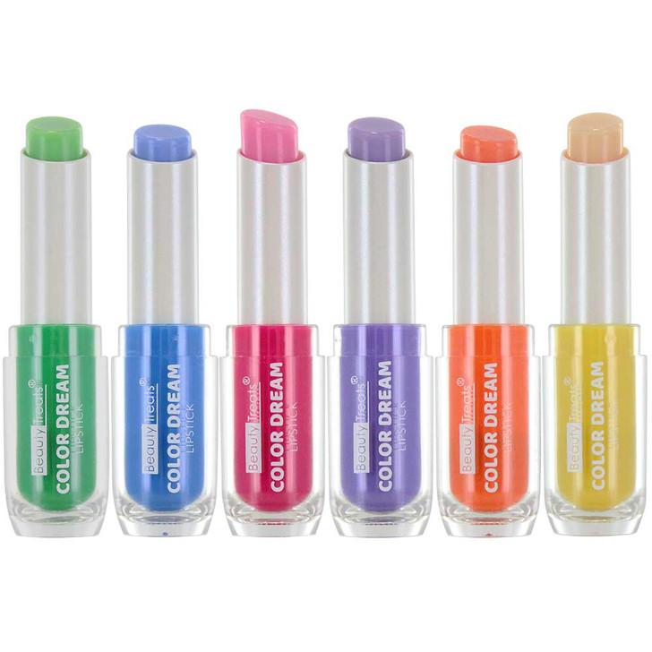 Beauty Treats Color Dream Color Change Lipstick