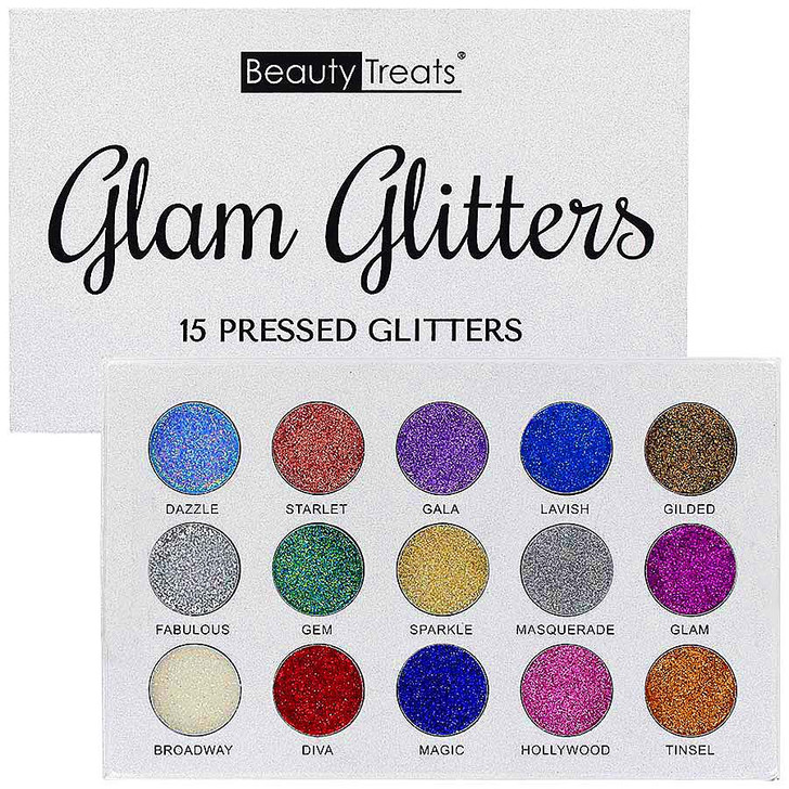 Beauty Treats Glam Glitters Palette