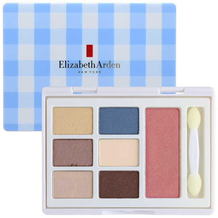 Elizabeth Arden New York Deluxe Compact - Eye Shadow & Blush