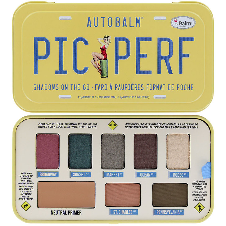 theBalm Autobalm Pic Perf - Shadows On The Go
