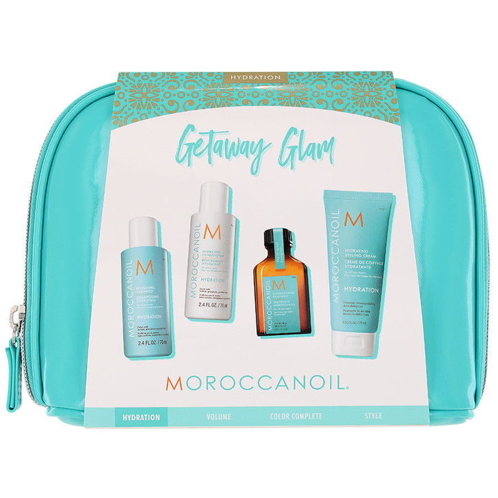 Moroccanoil Getaway Glam Hydration Set