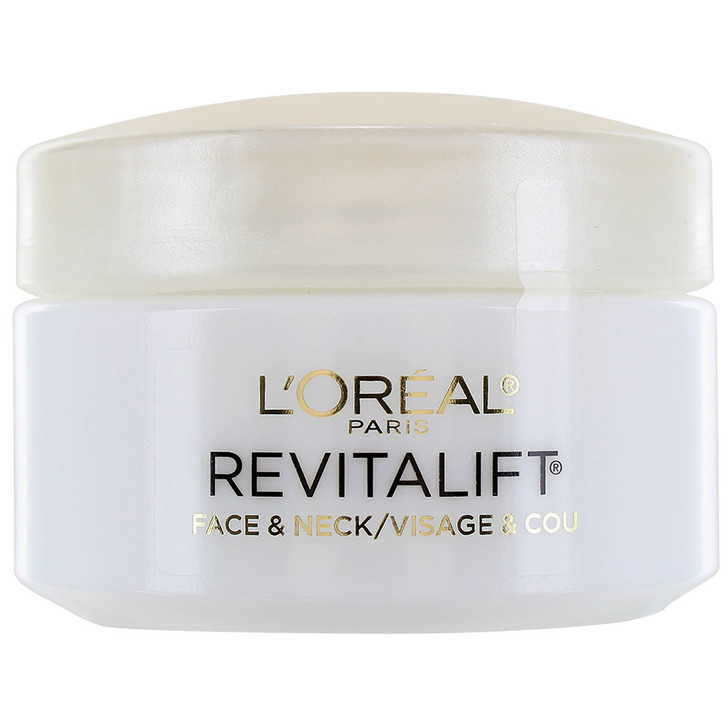 Loreal Revitalift Anti-Wrinkle + Firming Face & Neck Day Cream