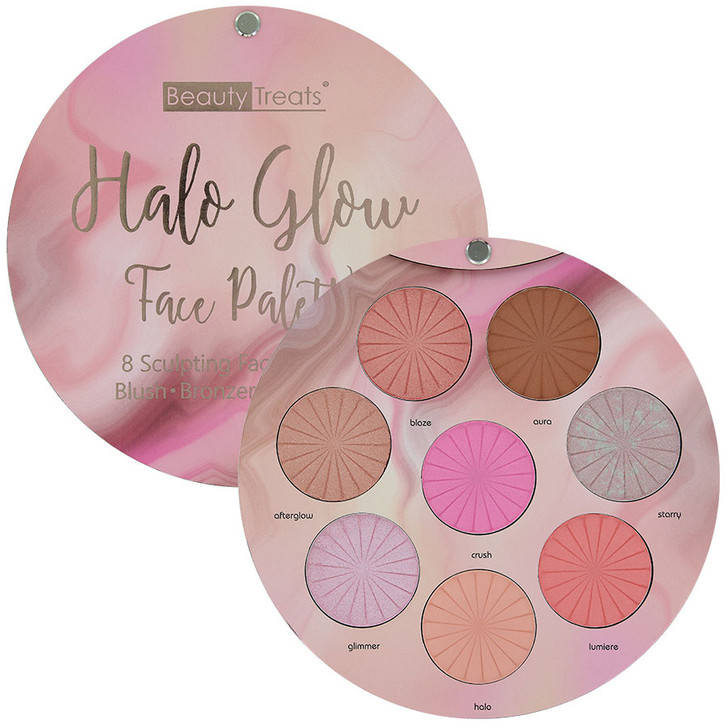 Beauty Treats Halo Glow Face Palette