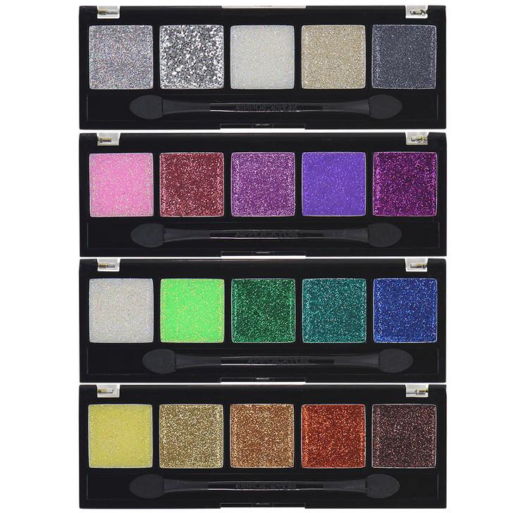 2nd Love Glitzy Glam Glitter Palette