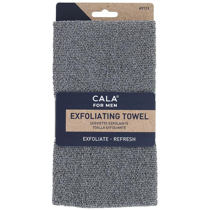 Cala for Men Exfoliating Towel