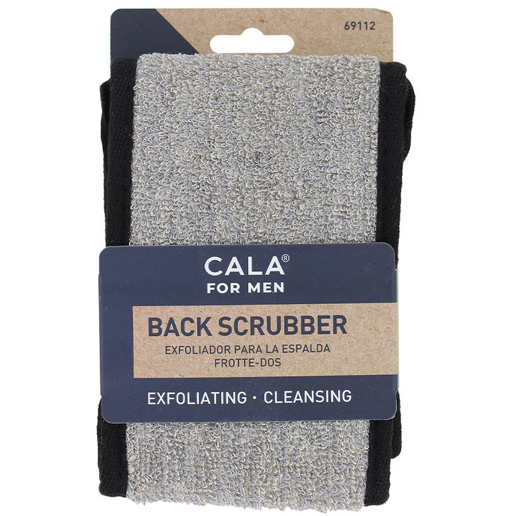 Cala for Men Back Scrubber