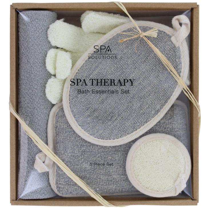 Cala Spa Solutions 5 Piece Bath Essentials Set